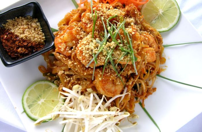 Pad Thai @ Koh Thai | foodpanda Magazine