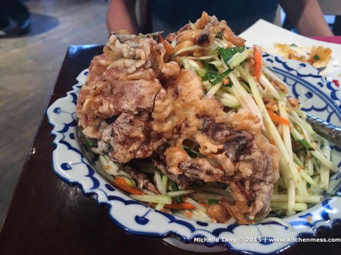 shell crabs koh thai