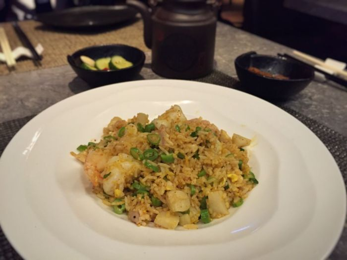 Sichuan Homemade Spicy Fried Rice (Sichuan)