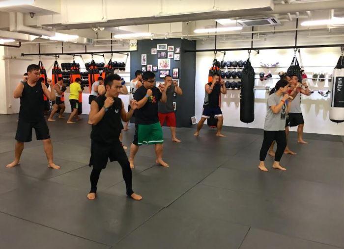 Warrior Academy Fitness Studio