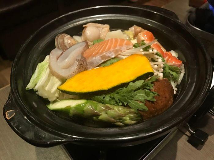 Watami Hotpot Seafood
