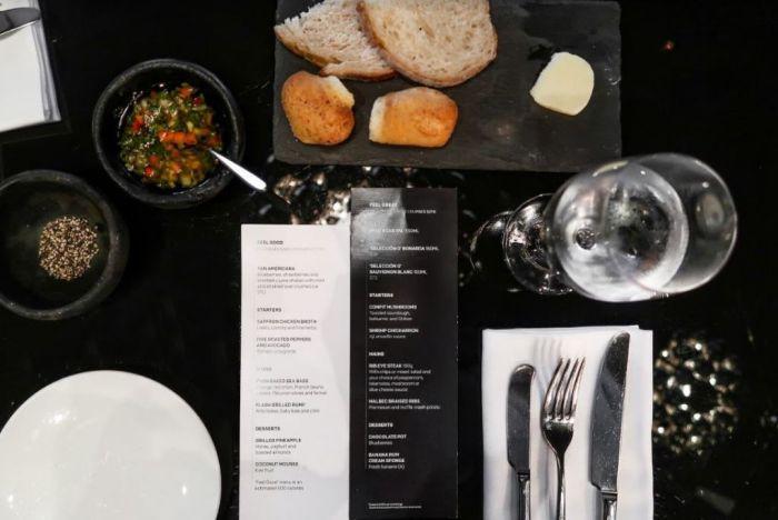 gaucho menu
