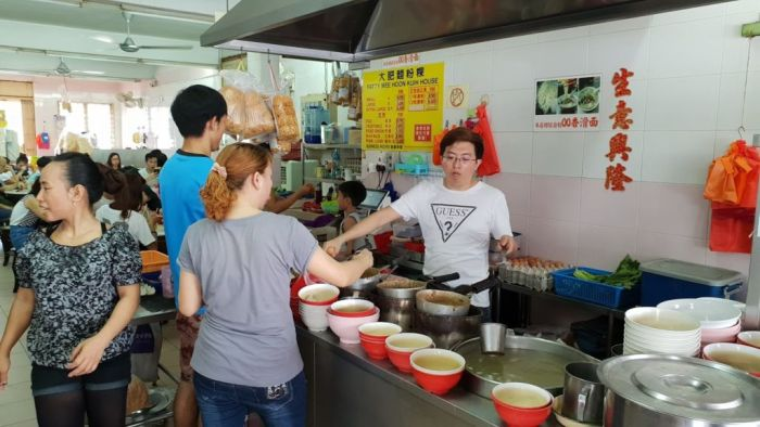 Fatty Mee Hoon Kuih House at Klang