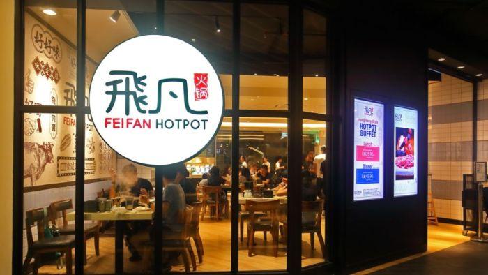 Fei Fan Hot Pot at SS15
