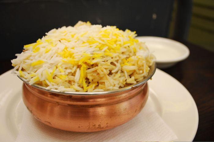 White Biryani | foodpanda Magazine
