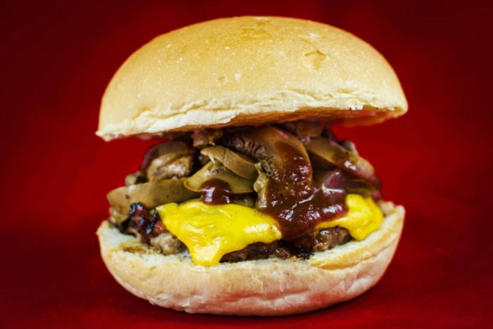 Flame Grilled Burgers   foodpanda Magazine