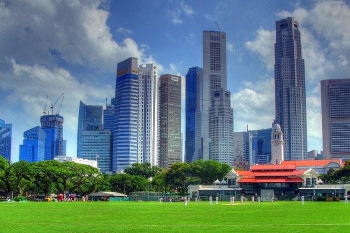 sunshine in singapore