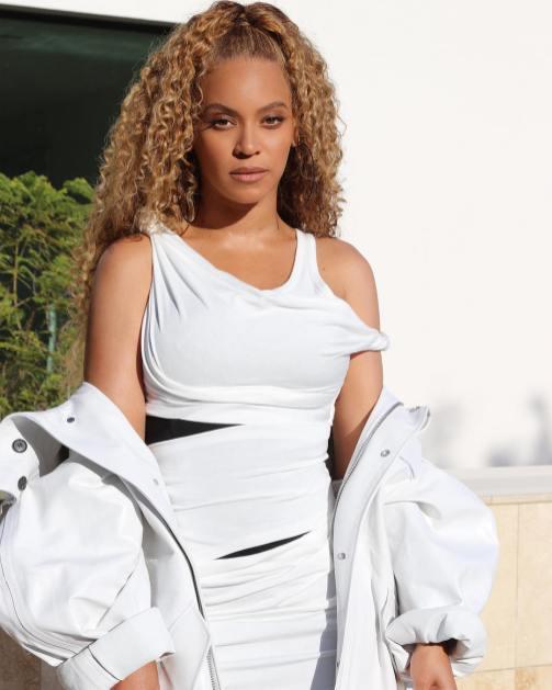 Beyonce - © beyonce/Instagram