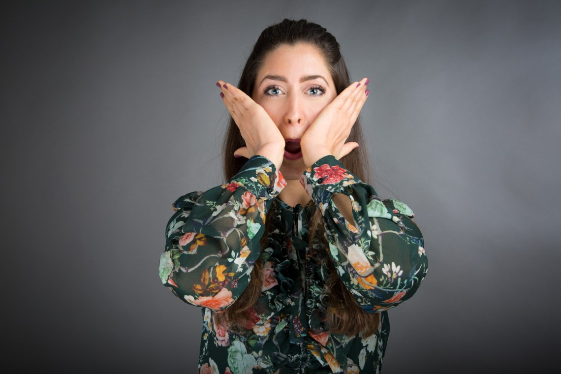 ginnastica facciale - esercizi anti rughe