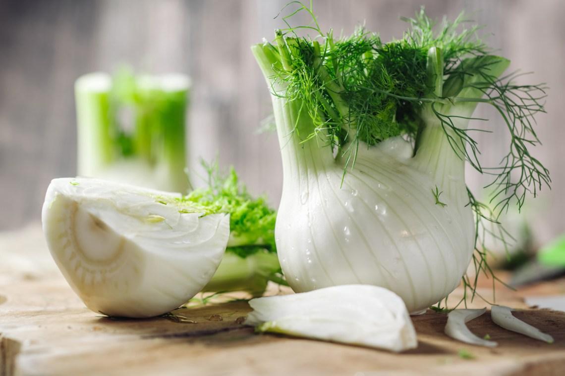 finocchi - caratteristiche benefici e ricette
