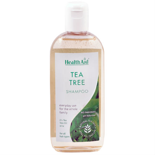 Tea Tree Shampoo - HealthAid