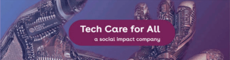 Tech care for all - TC4A - banner - logo