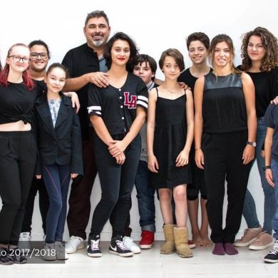 Ecole de comédie musicale Paris AICOM