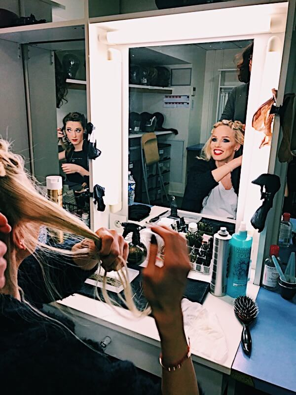 Maquillage Chicago Le Musical