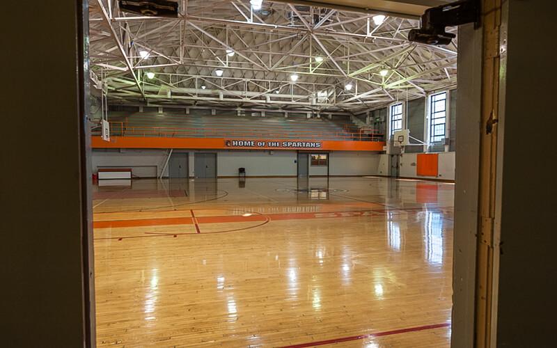 Bal Le Gymnase Huntington Park High School