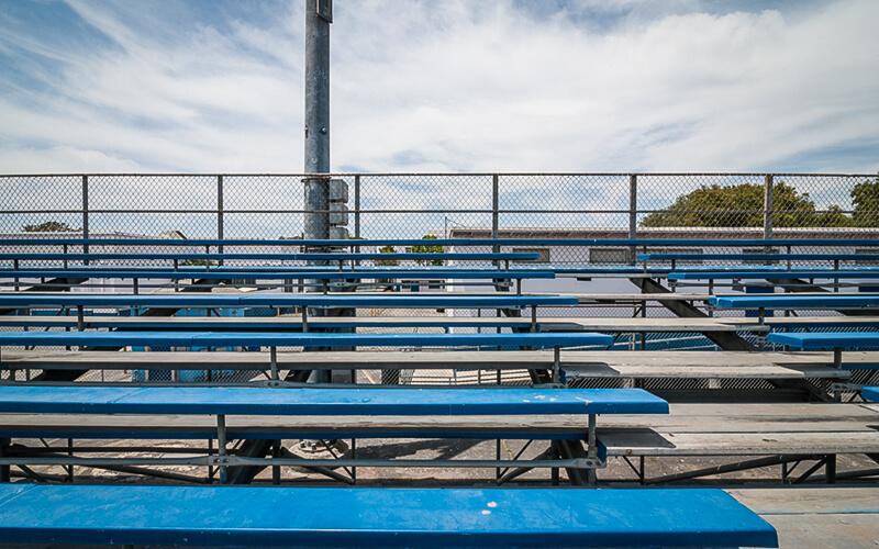 Gradins Venice High School