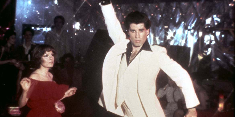 John Travolta Saturday Night Fever