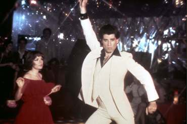 John Travolta Saturday Night Fever