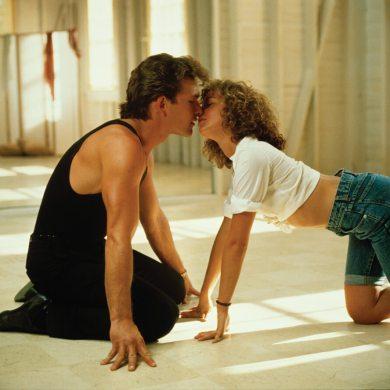 Dirty Dancing Kiss