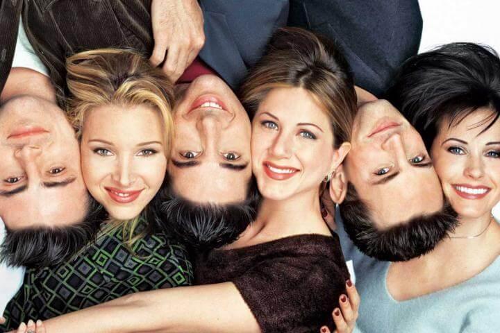 Friends Série culte