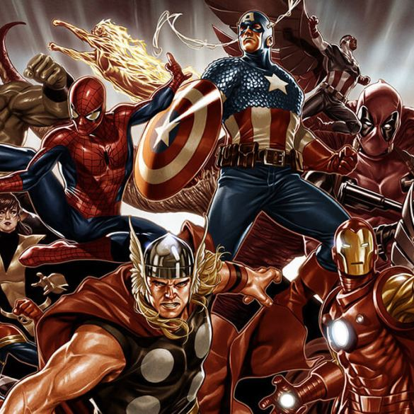 quiz marvel tous les héros de marvel spiderman captain america thor iron man