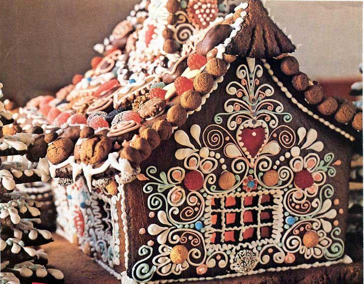 Scarica il template per fare le casette luminose e ricreare un paesaggio invernale natalizio. Casette Di Natale Di Pan Di Zenzero La Classifica Delle Piu Belle