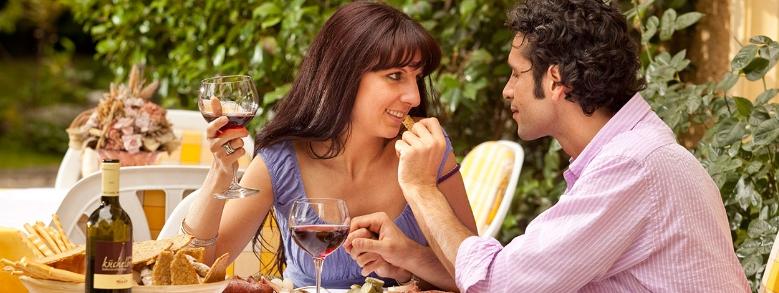 Affiatamento di coppia? È visibile con la condivisione del cibo