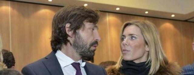 Andrea Pirlo si separa da Deborah per Valentina Baldini