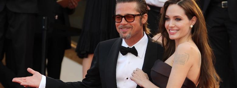 Angelina Jolie dice addio a Brad Pitt e chiede il divorzio
