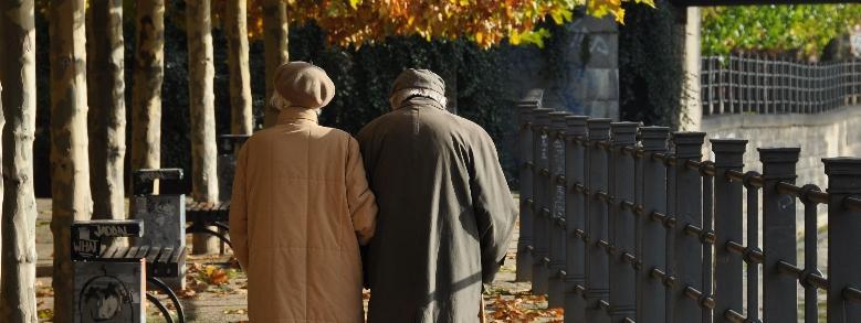 Coppia sposata da 57 anni