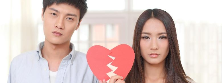 Divorzio: ecco a cosa hanno pensato i cinesi
