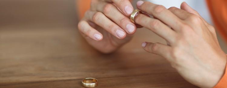 Divorzio facile: le cause nell'età dei partner