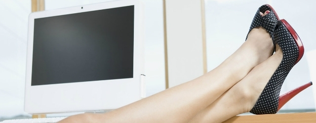 Donne più sexy con i tacchi a spillo?