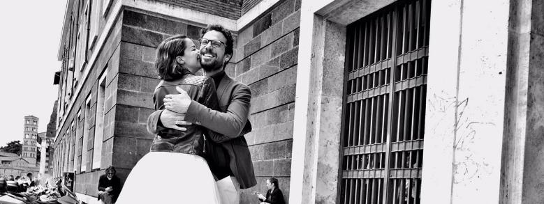 Fiori d'Arancio per Francesco Montanari e Andrea Delogu