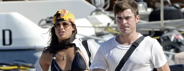 Flirt estivi: Zac Efron e Michelle Rodriguez