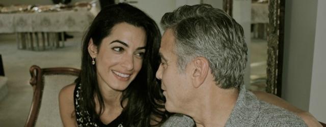 George Clooney sposerà Amal Alamuddin