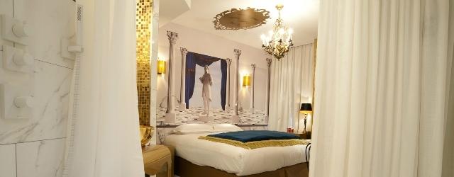 Hotel parigino dedicato ai peccati capitali