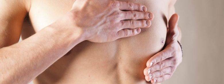 Il cancro al seno colpisce anche gli uomini