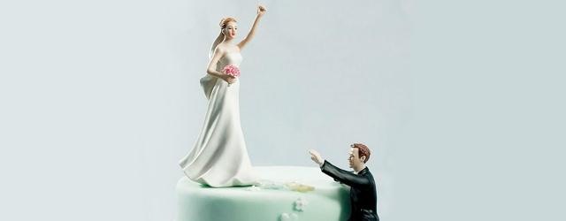 Il matrimonio è felice solo se è la donna a comandare