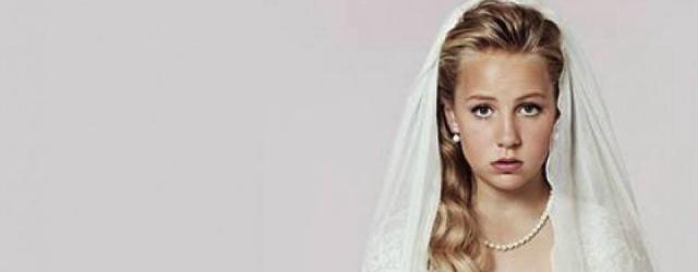 Il matrimonio shock della sposa bambina