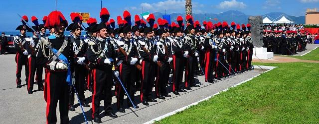 Indignazione per una frase omofoba nel manuale dell'Arma dei Carabinieri