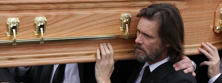 Jim Carrey citato in Giudizio per il Suicidio della ex fidanzata Cathriona White