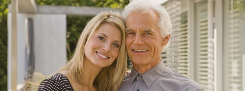 La differenza d'età nel matrimonio è causa di crisi?