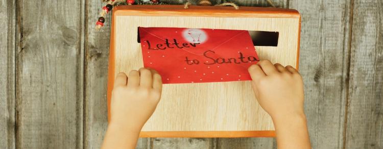 La letterina a Babbo Natale che ha commosso il web