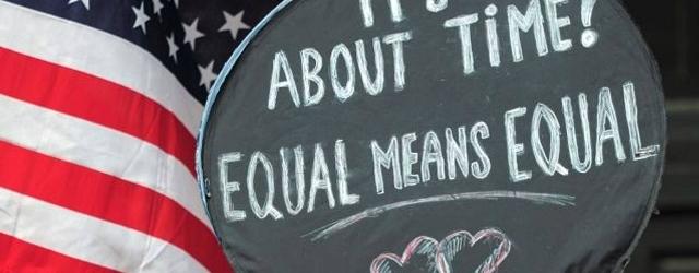 Libertà di unione per tutti i partner americani dello stesso sesso