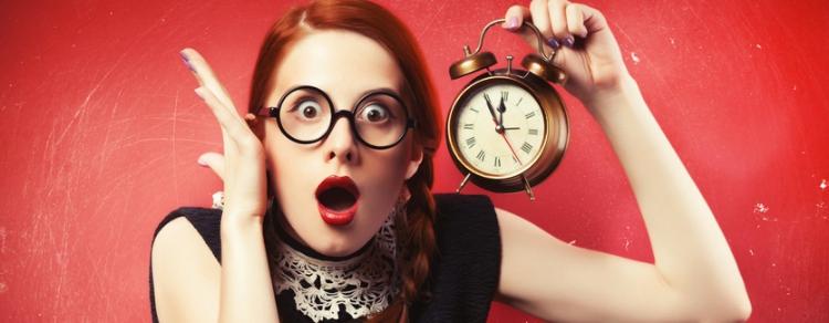 Perché le donne sono sempre in ritardo?