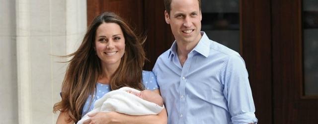 Perché parlare del Royal Baby può facilitare la vita sentimentale