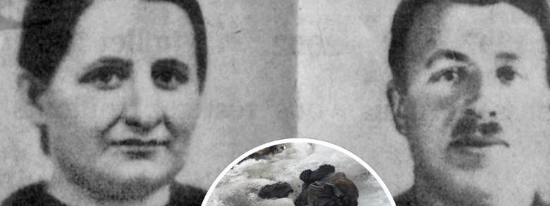 Resti mummificati di una coppia ritrovati tra i ghiacciai della Svizzera