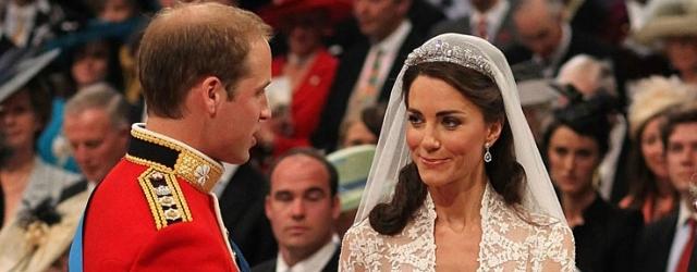 Stranezze dal mondo: in vendita l'aria del matrimonio di Will e Kate