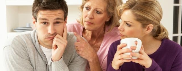 Tra moglie e marito non mettere il dito: i suoceri nella coppia
